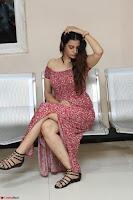 Diksha Panth in a Deep neck Short dress at Maya Mall pre release function ~ Celebrities Exclusive Galleries 052.JPG