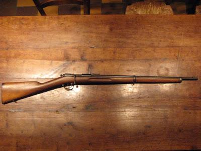 Carabine « Populaire-Scolaire », calibre 6 mm, années 1880