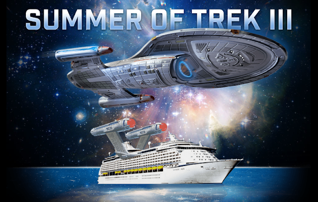 Eaglemoss Collections has a chance for fans to win a cruise aboard the sold out Star Trek The Cruise IV or other great Star Wars prizes!
