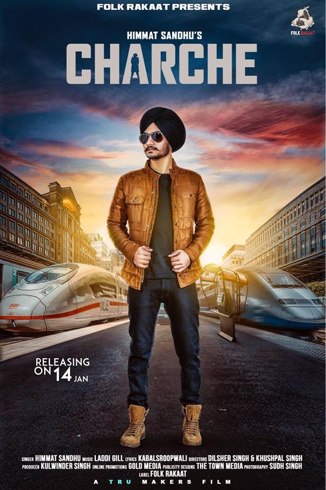 Charche Himmat Sandhu new song