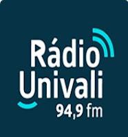 Rádio Univali Educativa FM 94,9 de Itajaí SC