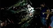 Duas pessoas morrem em acidente na BR-135 entre Dom Pedro e Santo Antônio dos Lopes