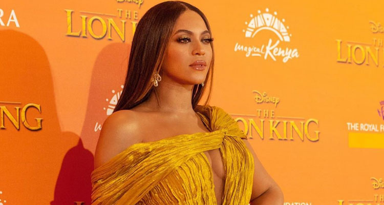 Beyonce canta Spirit para El Rey León