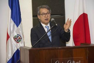 Embajador de Japón en RD ofrecerá Conferencia este martes en la Academia de Ciencias