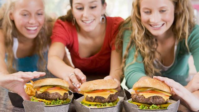 Eat Moderately