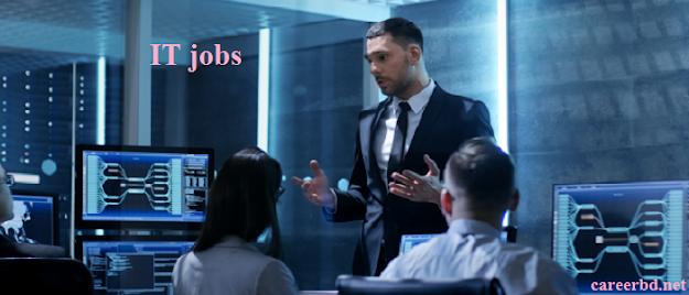 IT jobs – আইটি জবস