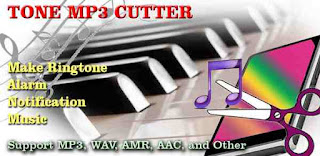 aplikasi tone MP3 Cutter