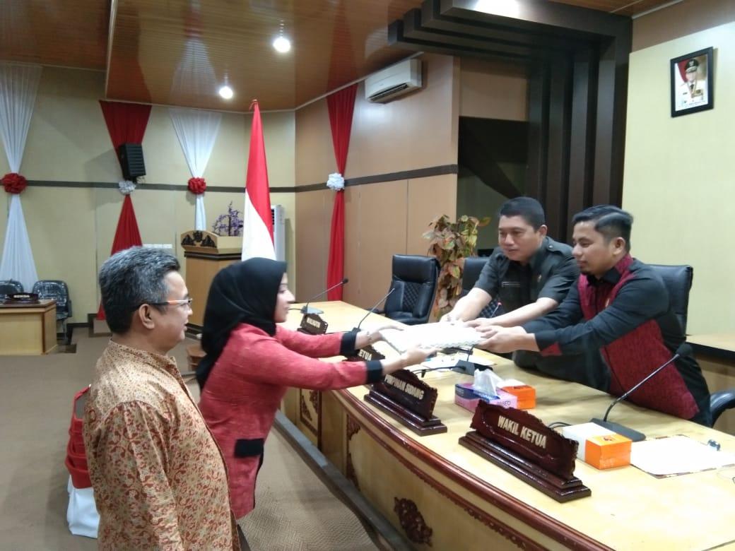 Anggota DPRD Parepare Bahas Draf Tatib Dan Kode Etik