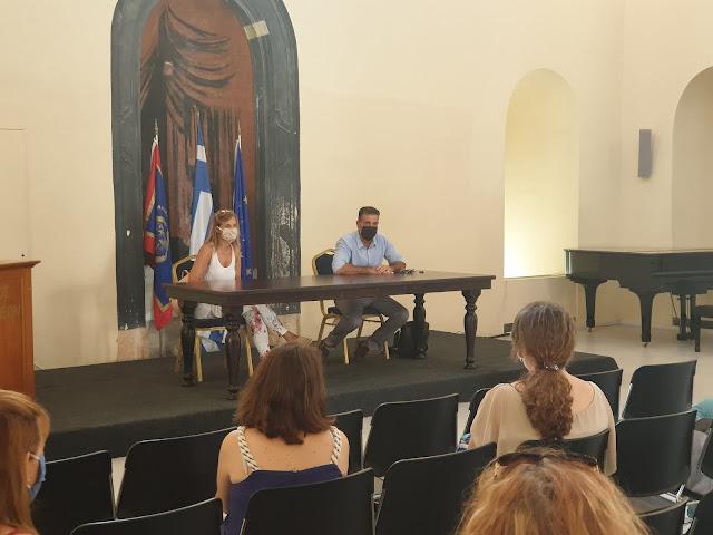 Εντατική προετοιμασία από τον Δήμο Ναυπλιέων για την εύρυθμη έναρξη του σχολικού έτους