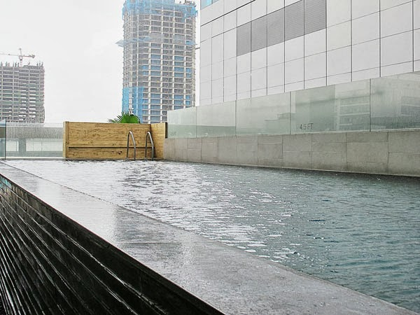F1 Hotel Manila Swimming Pool