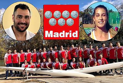 Becas Deportistas Madrid