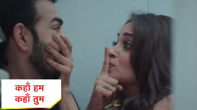 Good News : Rohit and Sonakshi's step of love in Kahaan Hum Kahaan Tum