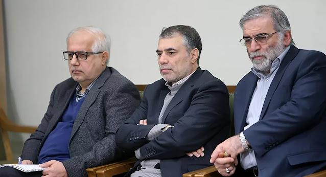 """وكالة أنباء """"فارس"""" ، اغتيال العالم النووي الإيراني فخري زاده، طهران، إسرائيل،  نتنياهو،  حربوشة نيوز"""