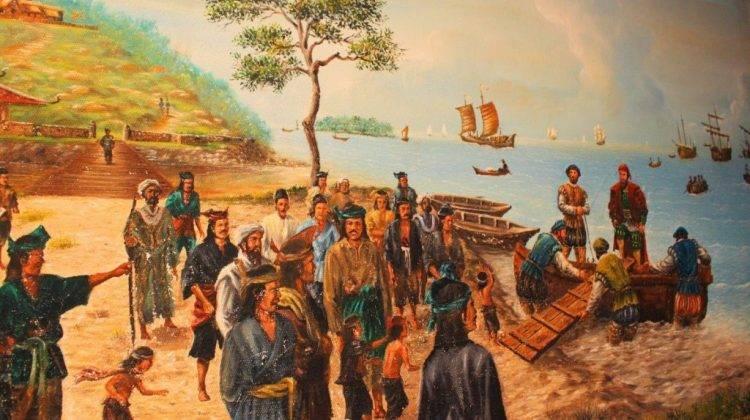 teori datangnya islam di indonesia