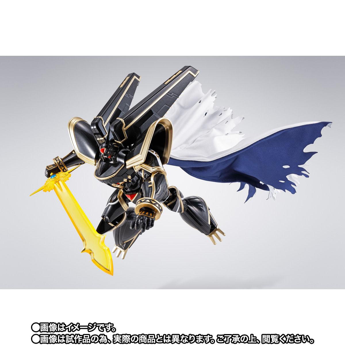 Alphamon Digimon