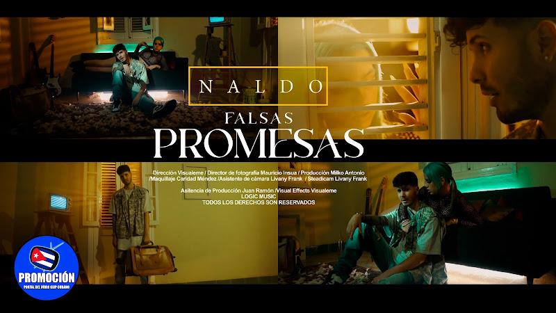 Naldo - ¨Falsas Promesas¨ - Videoclip - Dirección: Visualeme. Portal Del Vídeo Clip Cubano. Música urbana cubana. Reguetón. Cuba.