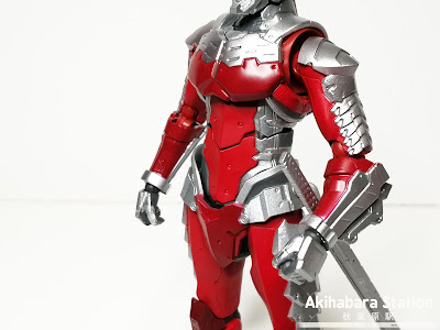 S.H.Figuarts Ultraman Suit ver.7 - The Animation - (Netflix) de Tamashii Nations.