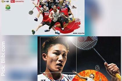 Pemain yang mengundurkan diri dari Indonesia Masters 2020