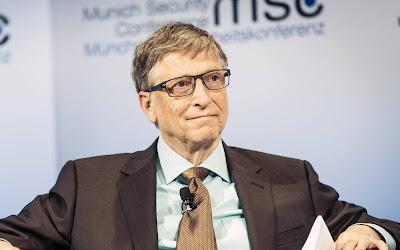 موقف مؤسس مايكروسوفت Microsoft بيل غيتس Bill Gates مخالف للإقبال العالمي على الإستثمار في بيتكوين Bitcoin !