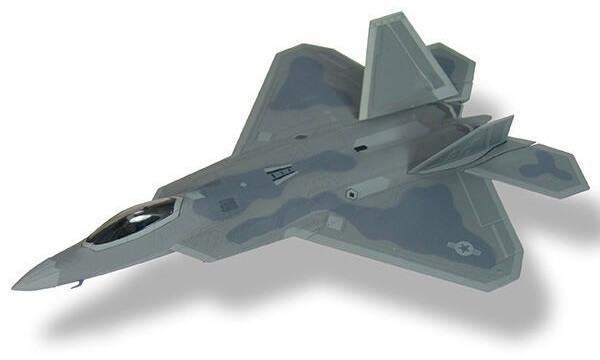 aviones de combate F-22A Raptor