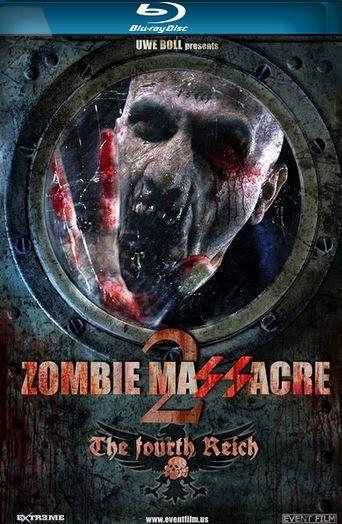 Zombie Massacre 2: Reich of the Dead (2015) 720p BluRay x265 300MB