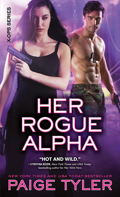Layla Halliwell, HER ROGUE ALPHA, Paige Tyler, Guest Post, Excerpt, Bea's Book Nook