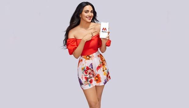 Myntra announces Bollywood actor, Kiara Advani, as its brand ambassador