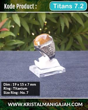 Cincin MG Titans 72