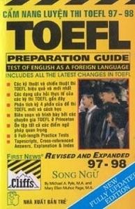 Cẩm Nang Luyện Thi TOEFL 97-98 - Michael A.Pyle