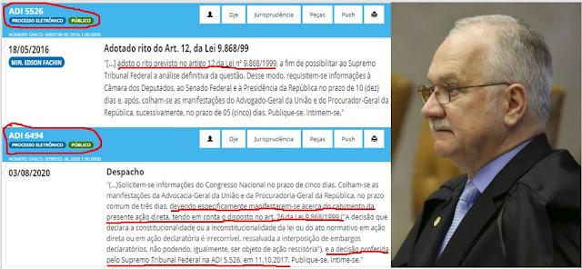 BOMBA!! Ação de Bolsonaro para restabelecer liberdade de expressão já tem armação para ser negada no STF – veja o que estão fazendo