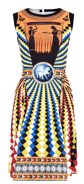 Mary Katrantzou Spring 2017 - Eirene dress