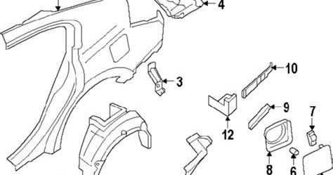 Wiring Diagram Blog: 2009 Nissan Altima Parts Diagram