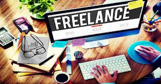Menjadi Freelancer Dengan Penghasilan Jutaan Per Bulan