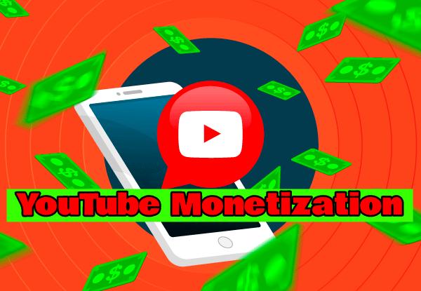 Enabling Monetization On YouTube Easily