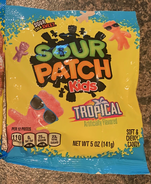 Sour Patch Kids Tropical