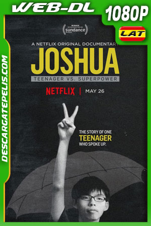 Joshua Adolescente vs. Superpotencia (2017) 1080p WEB-DL Latino – Ingles
