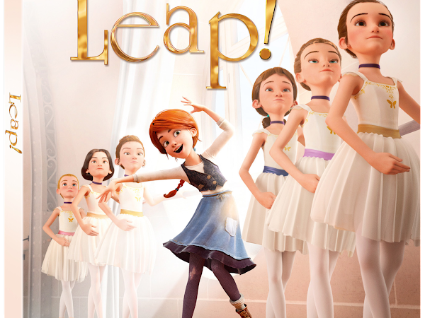 LEAP!: An Extraordinary Tale of Determination #Review