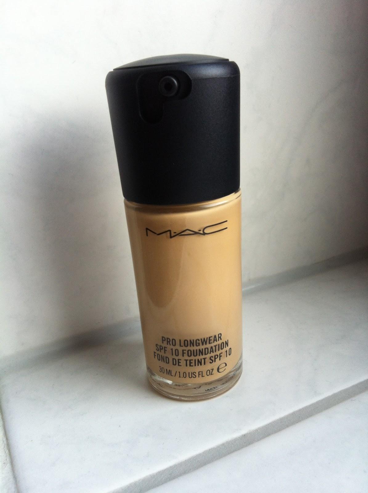 Pro Foundation Mixers By Nyx Professional Makeup: Kaestis.blogspot.de: Ich Bin NC 20... MAC Pro Longwear