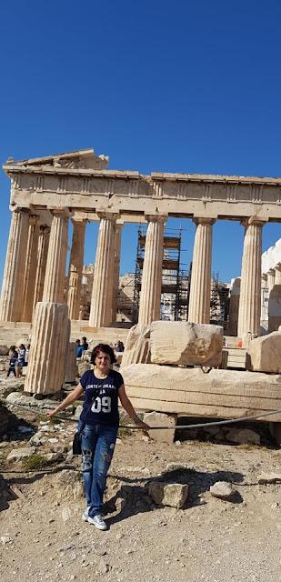 Articole culinare : La pas prin Atena,