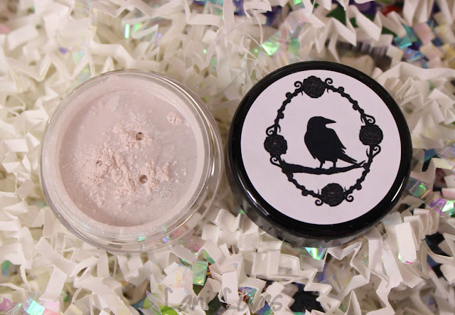 Corvus Cosmetics Ganymede Highlighter Swatches & Review