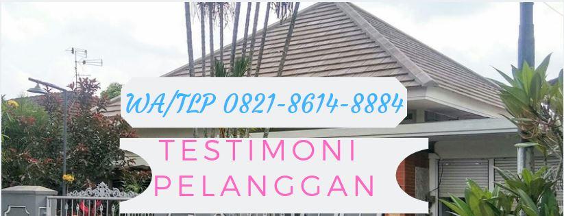 harga atap baja ringan dan genteng beton wa telp 082186148884 rata ntt