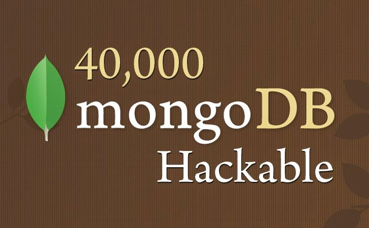 mongodb-database-hacking