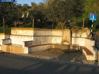 Fonte de Sant´Anade Castelo de Vide, Portugal (Fountain)