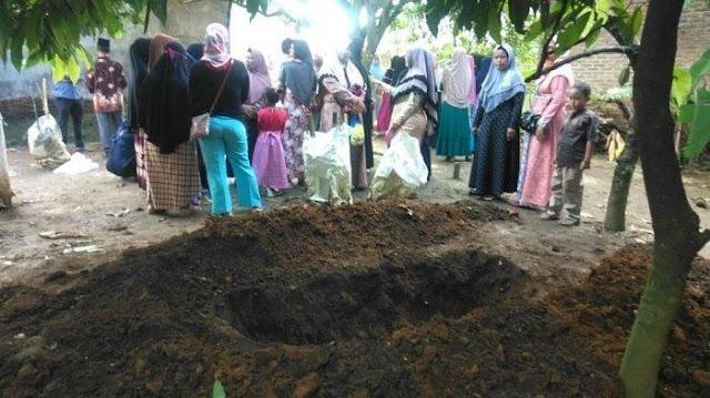 20 Meter dari Rumahnya, Pria di Deliserdang Telah Siapkan Lubang untuk Kubur Jasad Ibu yang Ia Bunuh