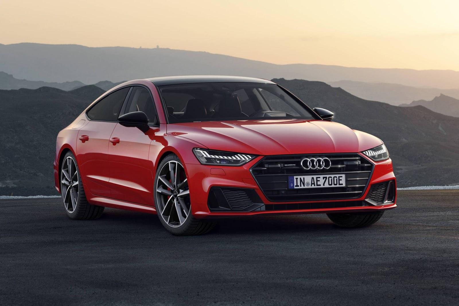 2021 Audi A7 55 TFSI E PHEV - MS+ BLOG