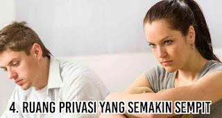 Ruang Privasi yang Semakin Sempit