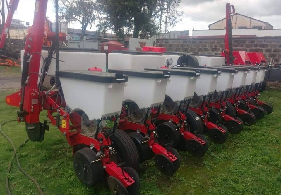 Have you been looking forward to acquire a precision planter for your farm? The Massey Ferguson  MF 9100 precision planter is now available at FMD EA.