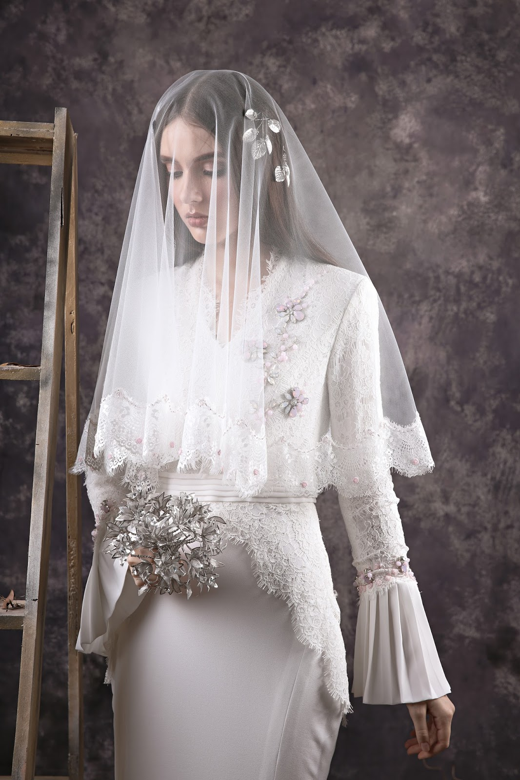 Jovian White Bridal Rtw Collection 2017 Small N Hot