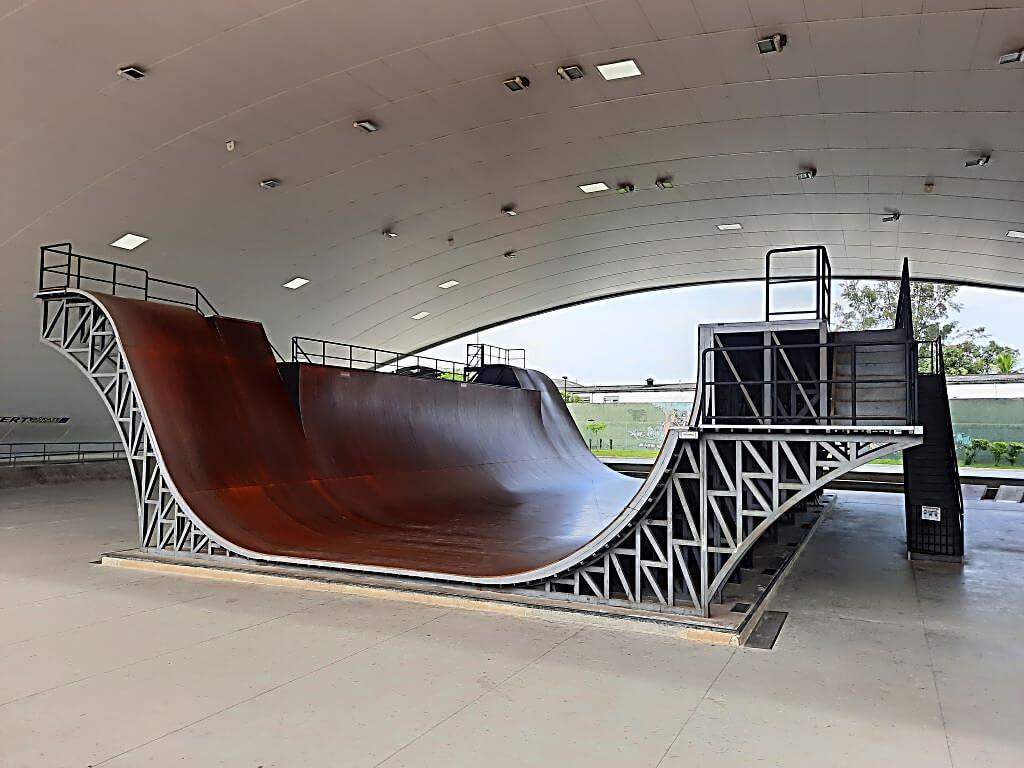 parque de madureira pista skate bob burnquist