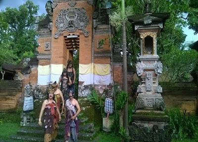 Asal-usul Kota Gianyar Berawal Dari Desa Beng